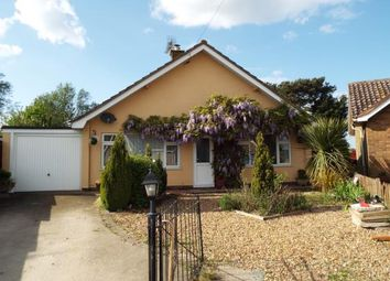 Thumbnail 2 bed bungalow for sale in Estuary Road, King's Lynn, Norfolk