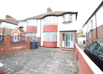 3 bed semi-detached house for sale in Lady Margaret Road, Southall UB1