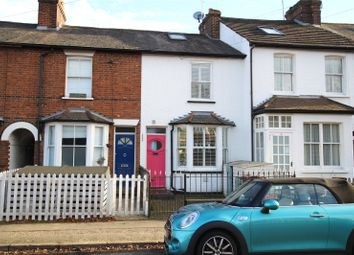 Thumbnail 2 bed terraced house for sale in Sandridge Road, St. Albans, Hertfordshire