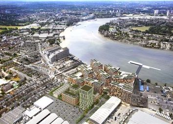 Thumbnail 1 bed flat for sale in Precision, The Alexander, Greenwich