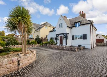 Thumbnail 3 bed detached house for sale in Deganwy Road, Llandudno, Cowy