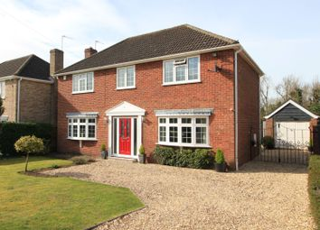 Thumbnail 4 bed detached house for sale in Station Road, Legbourne