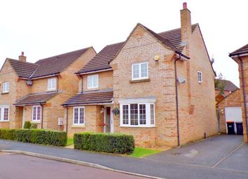 Thumbnail 4 bed detached house for sale in Victor Close, Shortstown, Bedford, Bedfordshire