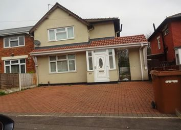 Thumbnail 3 bedroom property to rent in St. Johns Road, Walsall