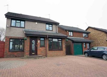 Thumbnail 3 bed detached house for sale in Mossdale, Stewartfield, East Kilbride