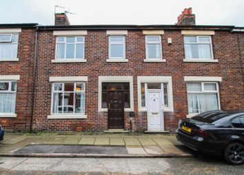 Thumbnail 3 bed terraced house for sale in Boundary Road, Fulwood, Preston