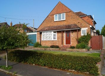 Thumbnail 3 bed detached house for sale in Kings Stone Avenue, Steyning, West Sussex