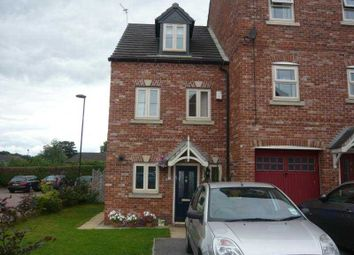 Thumbnail 3 bed terraced house to rent in Lowedges Close, Lowedges, Sheffield