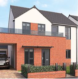 Thumbnail 4 bedroom detached house for sale in Horbury Road, Wakefield