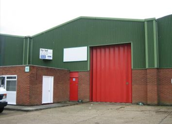 Thumbnail Light industrial to let in Unit 16 Murrayfield Road, Union Park, Fifers Lane, Norwich