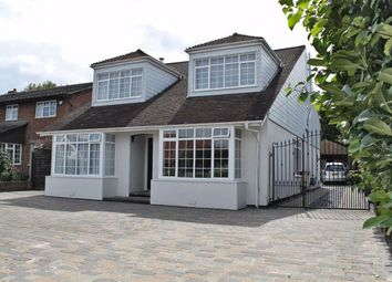 Thumbnail 5 bed detached bungalow for sale in Johns Road, Meopham, Gravesend