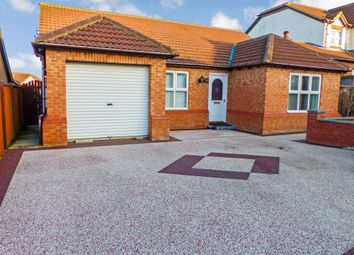 Thumbnail 3 bed bungalow for sale in The Coppice, Easington Colliery, Peterlee