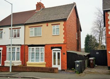 Thumbnail 3 bedroom semi-detached house for sale in Upper Villiers Street, Wolverhampton