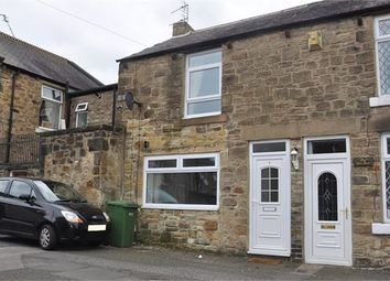 Thumbnail 1 bed terraced house to rent in Dale Street, Crawcrook, Tyne & Wear.