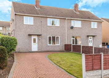 Thumbnail 3 bed semi-detached house for sale in Somerset Drive, Brimington, Chesterfield