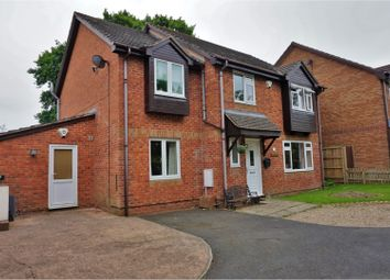 Thumbnail 5 bed detached house for sale in Worcester Mews, Exeter