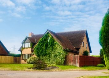 Thumbnail 5 bed detached house for sale in Whytrigg Close, Seaton Delaval, Whitley Bay