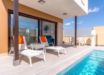 Thumbnail 3 bed villa for sale in Calle Ruben Dario, San Pedro Del Pinatar, Murcia, Spain