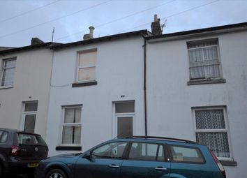 Thumbnail 2 bed terraced house to rent in Warberry Vale, Torquay, Devon