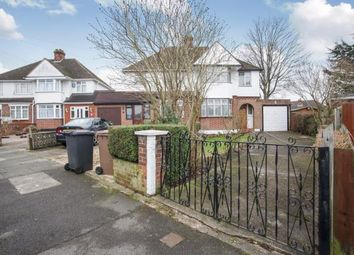 Thumbnail 3 bed semi-detached house for sale in Granby Road, Luton, Bedfordshire, Leagrave