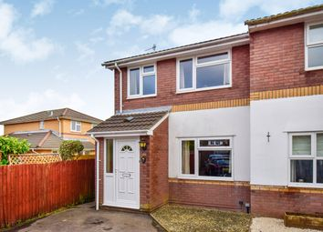 Thumbnail 3 bed semi-detached house for sale in Cae Pandy, Caerphilly