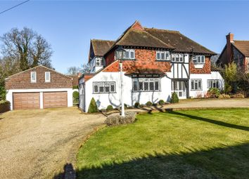 Thumbnail 5 bed detached house for sale in Barnfield Wood Road, Beckenham