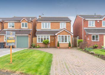 Thumbnail 3 bed detached house for sale in Heron Lane, Bishopton, Stratford-Upon-Avon