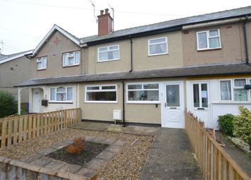 Thumbnail 3 bed terraced house for sale in Ash Road, Filey, North Yorkshire