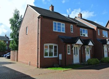 Thumbnail 3 bed terraced house to rent in Round House Park, Telford, Shropshire.