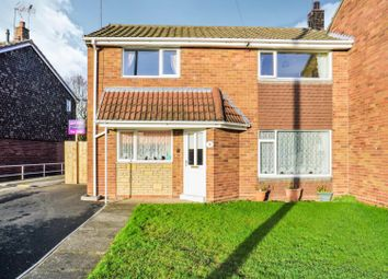 Thumbnail 3 bed semi-detached house for sale in Dobree Close Colwich, Stafford