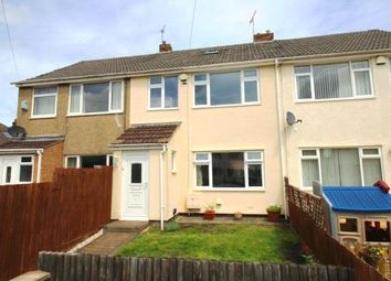 Thumbnail 3 bed terraced house for sale in Forest Walk, Kingswood, Bristol