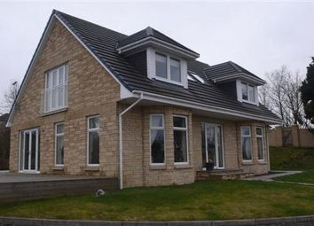Thumbnail 4 bed detached house for sale in Greengairs Road, Greengairs, Airdrie