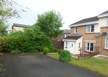 Thumbnail 3 bed semi-detached house for sale in Aldwyn Close, Radcliffe, Manchester