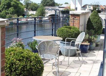 Thumbnail 2 bed flat to rent in Riverside, Penthouse Stevens Place, Kingston