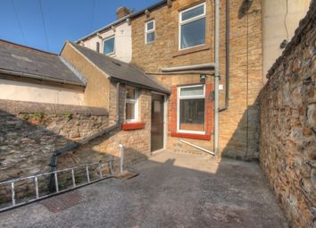Thumbnail 2 bed terraced house to rent in Park Road, Consett