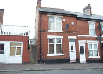 Thumbnail 2 bed terraced house to rent in Brunswick Street, Pear Tree, Derby