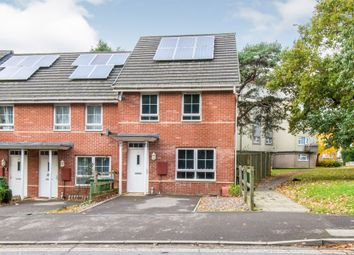 Thumbnail 3 bed end terrace house for sale in Tatwin Crescent, Southampton
