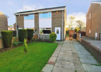 Thumbnail 2 bed semi-detached house for sale in Malwood Way, Maltby, Rotherham