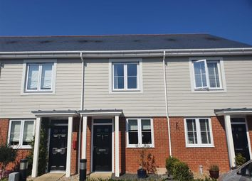 Thumbnail 2 bed terraced house for sale in Primrose Close, Holborough Lakes, Kent