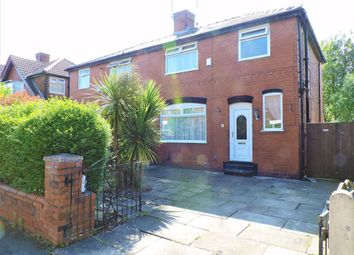 Thumbnail 3 bed semi-detached house for sale in Harrington Street, Manchester
