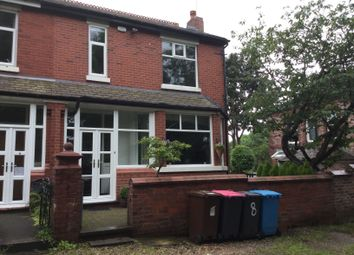 Thumbnail 3 bed end terrace house to rent in Henniker Street, Swinton, Manchester