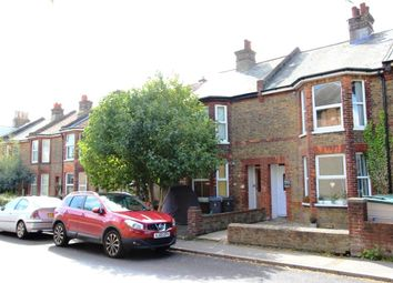 Thumbnail 3 bedroom terraced house for sale in Cornwall Road, Walmer