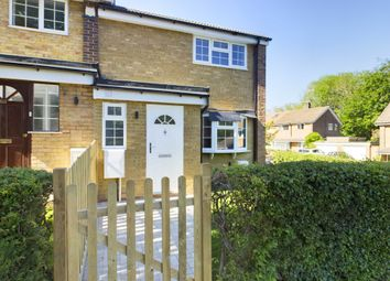 Thumbnail 2 bed end terrace house for sale in Marlins Turn, Gadebridge