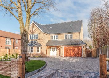 Thumbnail 6 bed detached house for sale in Mill Road, Stock, Ingatestone