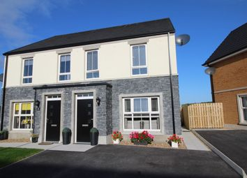 Thumbnail 3 bed semi-detached house for sale in Rocklyn Walk, Donaghadee