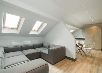 Thumbnail 1 bed flat to rent in Waverley Street, Nottingham