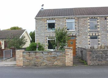 Thumbnail 2 bedroom cottage for sale in Station Road, Llanmorlais, Swansea