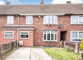 3 bed town house for sale in Spendlow Gardens, Eyres Monsell, Leicester LE2