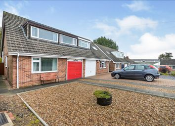Thumbnail 3 bed semi-detached house for sale in Mortimer Road, Melton Mowbray