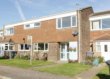 Thumbnail 3 bed terraced house for sale in Barley Close, Martin Mill, Dover
